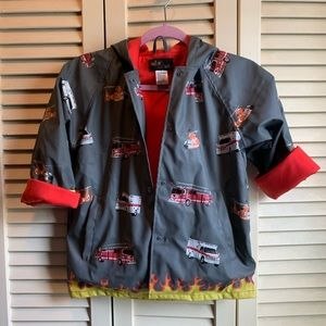 Boy's 🚒 raincoat